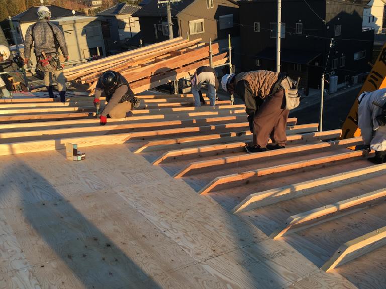 島田市・藤枝市の理想の家は本物の職人・本物の棟梁が建てています