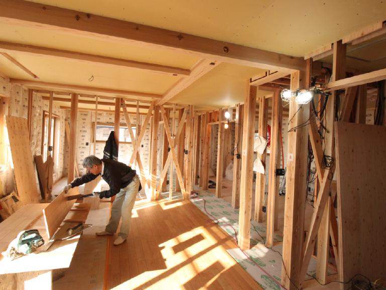 島田市・藤枝市の理想の家はリフォームや間取りの変更も安心