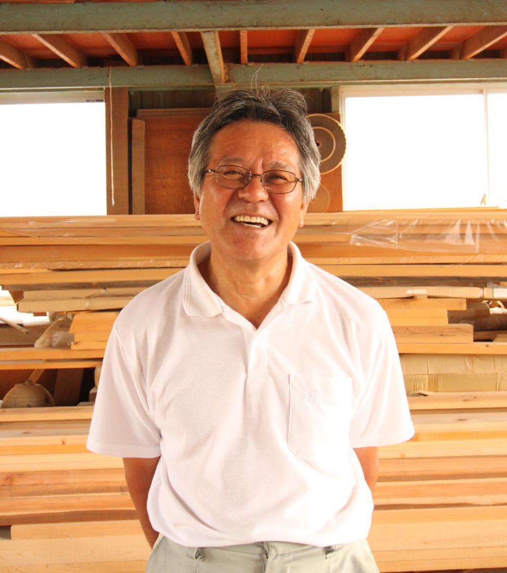 島田市・藤枝市の長期優良住宅「提坂工務店」棟梁
