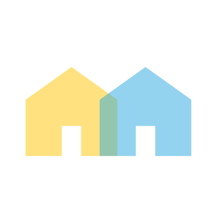 島田市・藤枝市の二世帯住宅「部分同居」タイプ