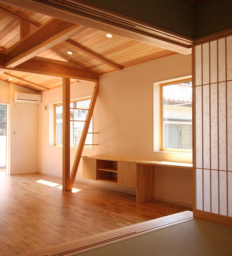 島田市の新築一戸建てのインテリア